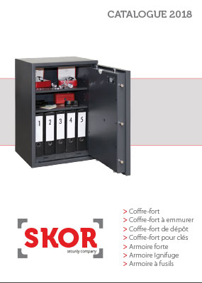 Catalogue Skor Coffre-fort